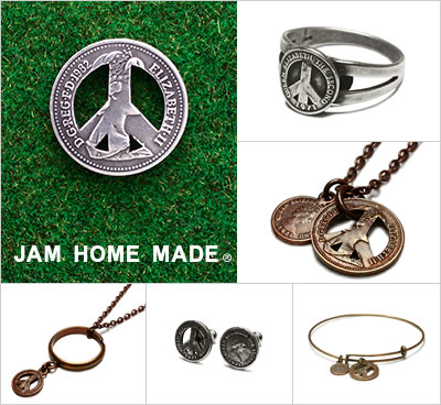 JAM HOME MADE x PEACE PROJECT商品のお知らせ